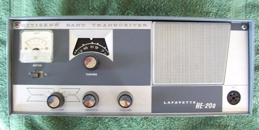 Top CB radio manufacturer [Archive] - The Island Of Misfit Hams